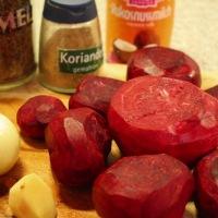 Rote Rüben Suppe im Kreis der 5 Elemente